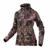 Alaska Juneau bonded powerstretch jakke..