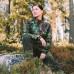 Alaska Juneau bonded powerstretch jakke dame