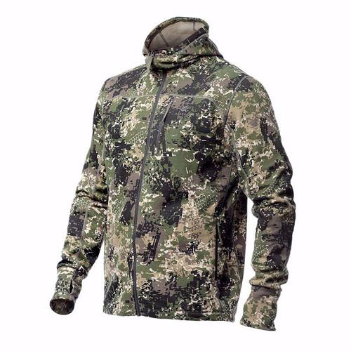 Alaska drirelease hoodie, blindtech invisible II