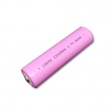 Genopladeligt 18650 batteri – Bolyguard..