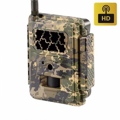 Burrel Edge hd+3g vildtkamera mms/mail - inkl. sikringsboks