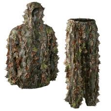 Sneaky 3D Overtrækssæt m.Jakke - Innovation Camouflage