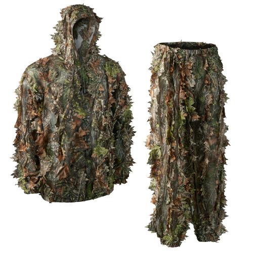 Sneaky 3D Overtrækssæt m.Jakke - Innovation Camouflage Jagttøj