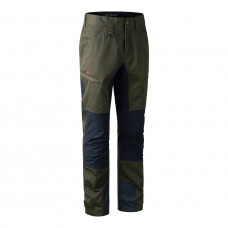 Rogaland stretch bukser med kontrast - Adventure Green