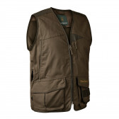 Reims Vest - Dark Elm