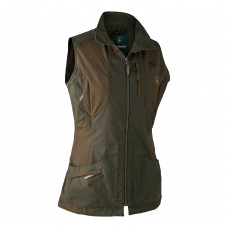 Lady Ann Vest - Deep Green