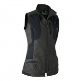 Lady Ann Vest - Black Ink