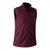 Wingshooter Fleecevest - Burgundy