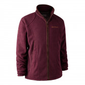 Wingshooter Fleece m. membrane - Burgund..
