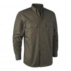 Caribou Jagtskjorte - Beech Green