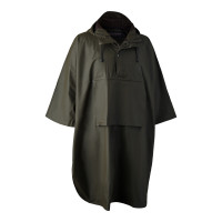 Hurricane Regn Poncho - Art Green