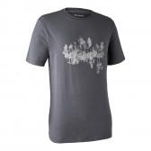 Ceder T-shirt - Iron melange
