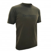 T-shirt med 'That's That' - Bark Green