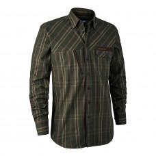 Keith Skjorte - Green Check