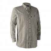 Marcus Skjorte - Green Check