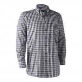 Marcus Skjorte - Blue Check
