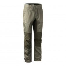 Rogaland stretch bukser med kontrast - Driftwood