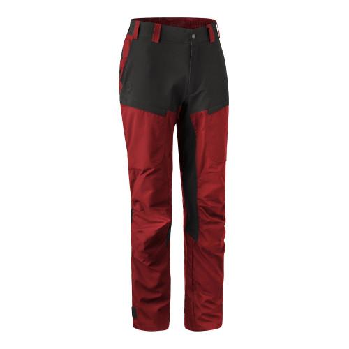 Strike Bukser - Oxblood Red