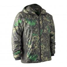 Blød Vatteret Jakke - packable - IN-EQ Camouflage