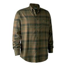 Kyle Skjorte - Green Check
