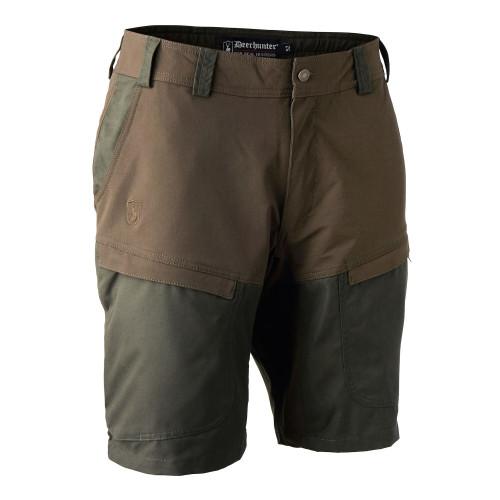 Strike Shorts - Deep Green Jagttøj