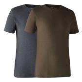 Basic 2-pack T-Shirt New
