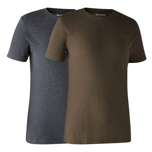 Basic 2-pack T-Shirt Jagttøj