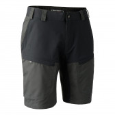 Strike Shorts - Black Ink