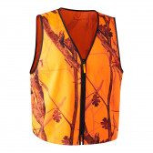 Protector Pull-over Vest - Orange GH Cam..