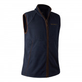Wingshooter Fleecevest - Graphite Blue