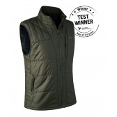 Heat Vest - Deep Green