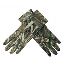MAX 5 Handsker m.Silicone Dots - Realtree Max-5 Camouflage