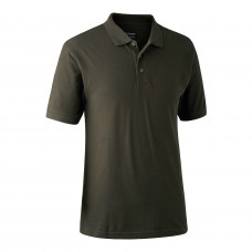Redding Poloshirt - Bark Green