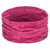 Himalaya Melange hals tube - Hot Pink Me..