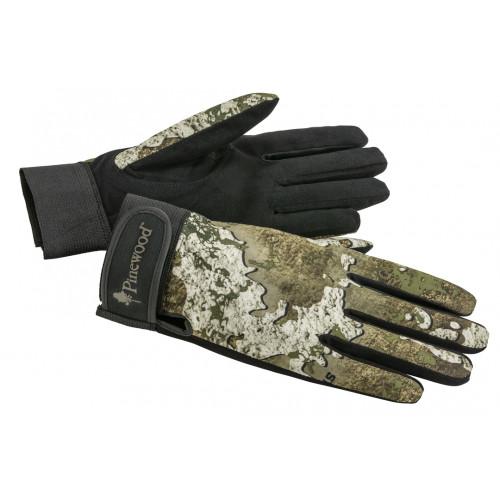 Thüringen camou handsker - Strata/Black