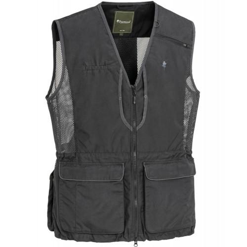 Dog Sports 2.0 herre vest - Black/Dark anthracite