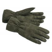 Extreme suede padded handsker - MossGree..