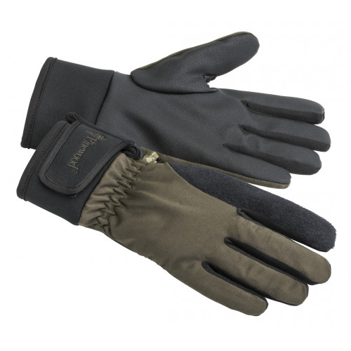 Reswick Extreme handsker - Suede Brown/Black