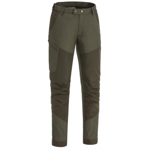 Tiveden TC-stretch insect-stop kvinde bukser - Dark Olive/Suede Brown