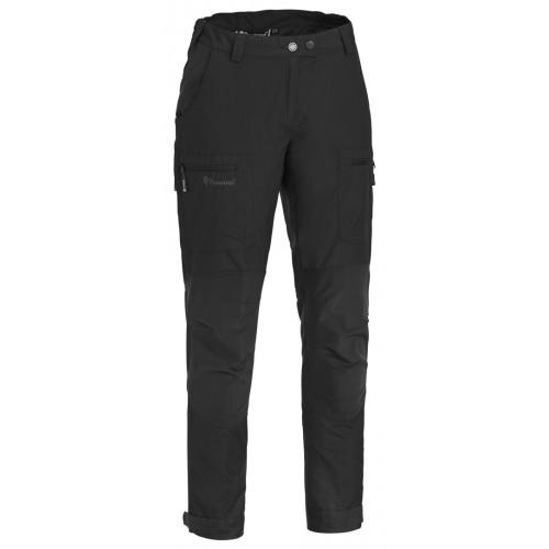 Caribou TC kvinde bukser - Black/Black