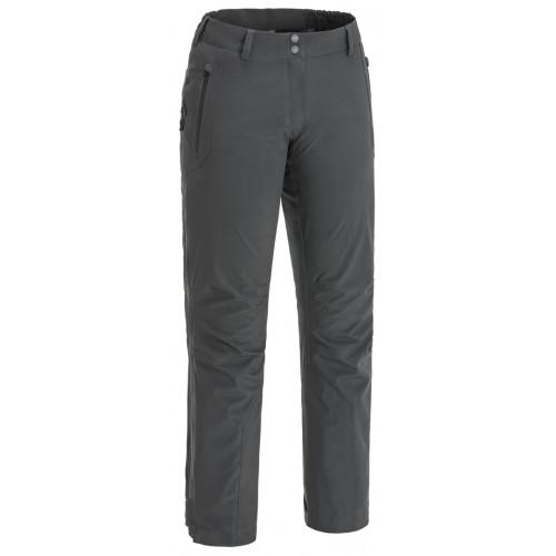 Telluz kvinde bukser - Dark anthracite