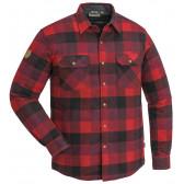 Canada Classic Skjorte - Red/Black