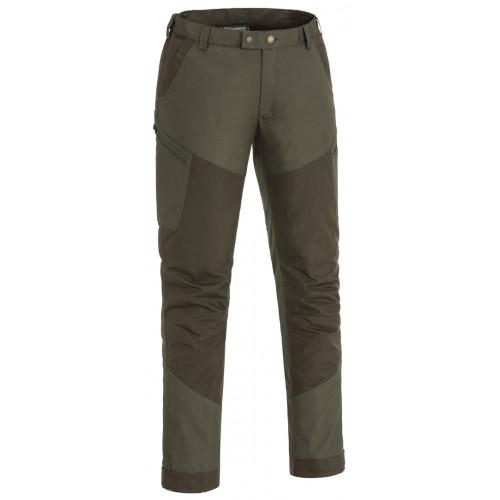 Tiveden TC-stretch insect-stop herrer bukser - Dark olive/Suede Brown