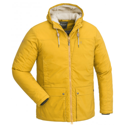 Borgan jakke - Mustard Jakker