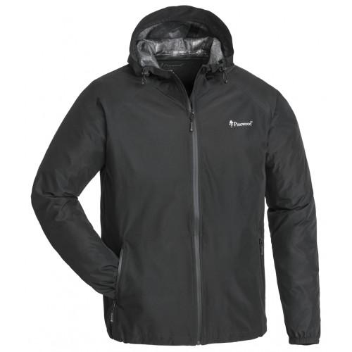 Caribou ultra lite jakke  - Black