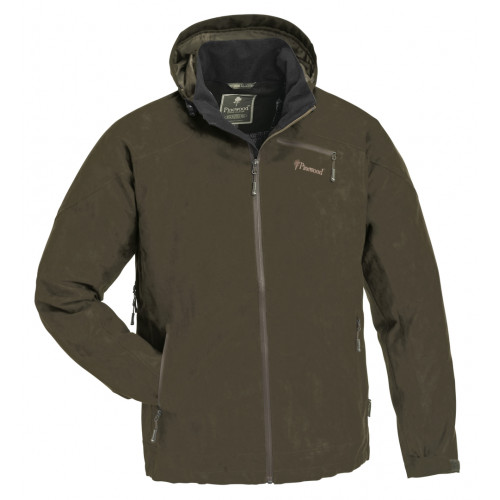 Grouse lite jakke  - Hunting Brown