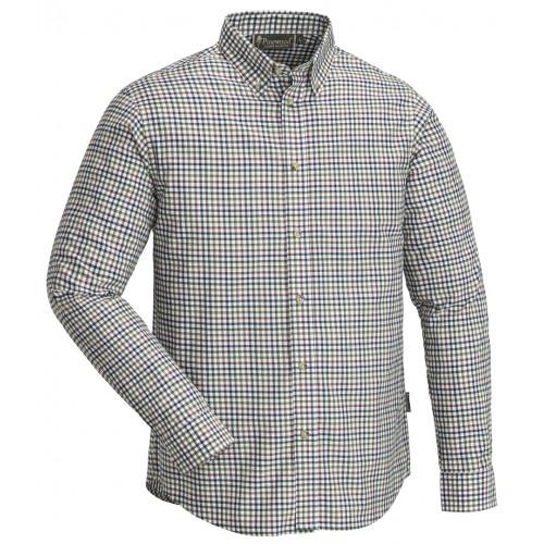 Indiana Exclusive Skjorte - White/Marinee