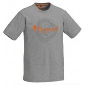 Tree T-shirt - Grey Melange