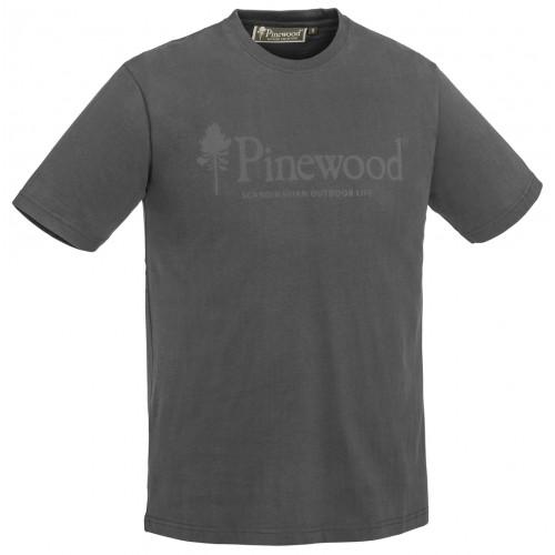 Outdoor Life T-shirt - Dark Anthracite