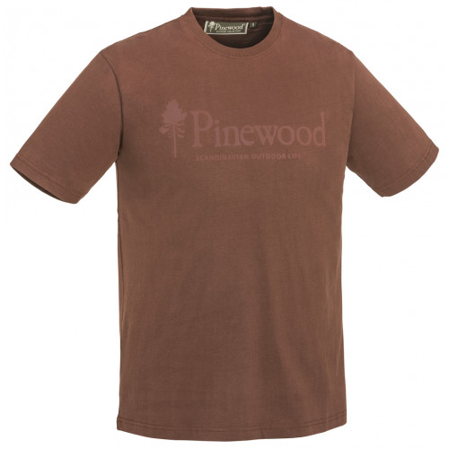 Outdoor Life T-shirt - Dark Copper